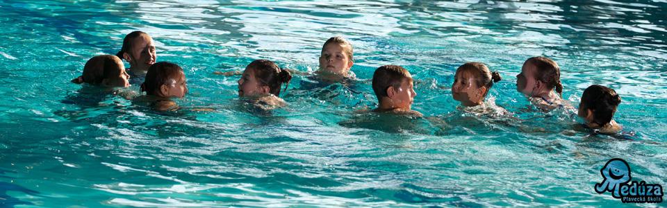 Kurzy plavání pro plavce i neplavce jakéhokoliv věku